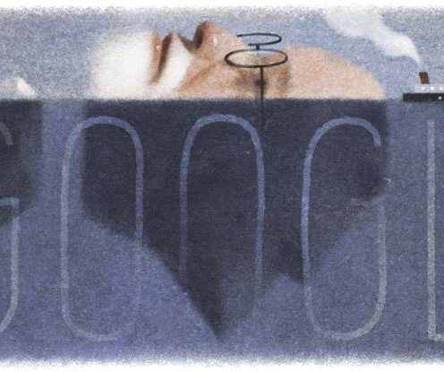 Google Doodle honors Sigmund Freud's 160th birthday