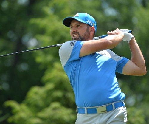 Golf notebook: Sergio Garcia makes a Twitter dream come true; Tiger in trouble