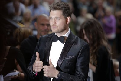 Michael Buble to make public return after son's cancer battle