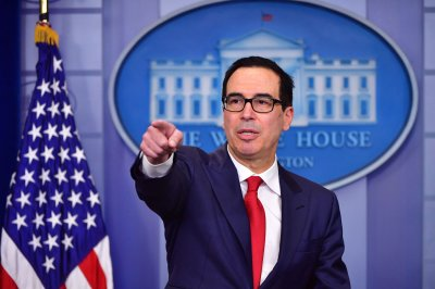 Watch live: Treasury chief Mnuchin holds news briefing