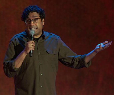 For Hari Kondabolu, politics is personal in Netflix special