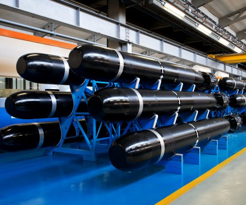 Italian navy to procure Black Shark advanced torpedo