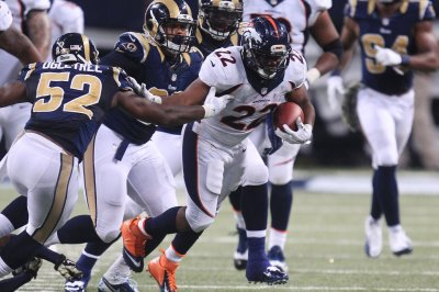 Los Angeles Rams to sign free-agent RB C.J. Anderson