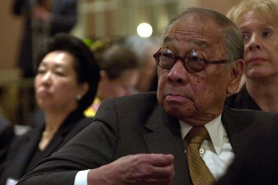 World-renowned architect I.M. Pei dies at 102