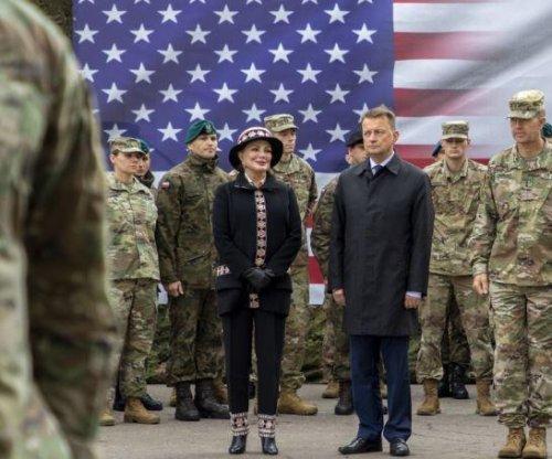 Poland, U.S. celebrate new U.S. Army division headquarters in Poland