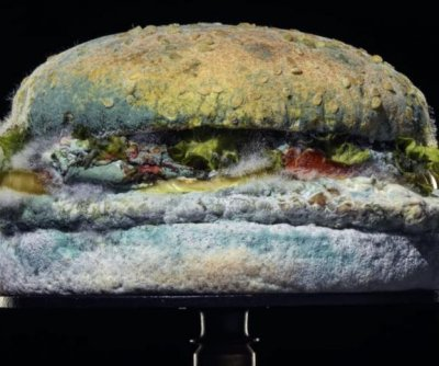 Burger King ad shows moldy burger to unveil additive-free Whopper