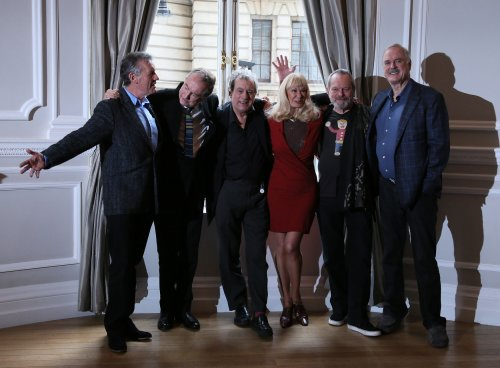 Monty Python stars plan live stage show in London July 1
