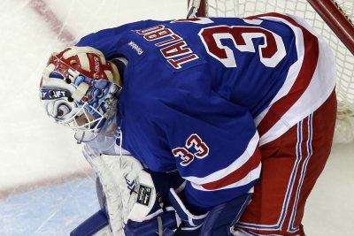 New York Rangers look to secure Presidents' Trophy vs. New Jersey Devils