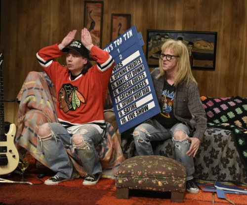 Mike Myers, Dana Carvey mock Kanye West on 'Saturday Night Live' special