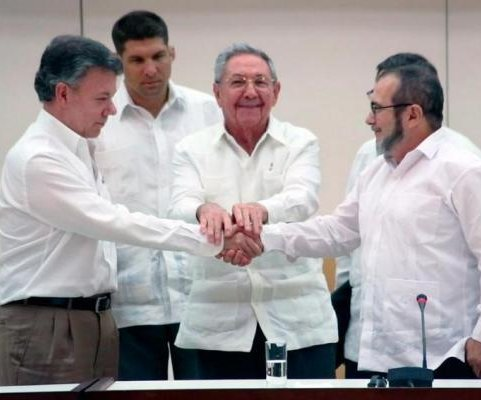 Colombia, FARC working toward New Years Day bilateral truce