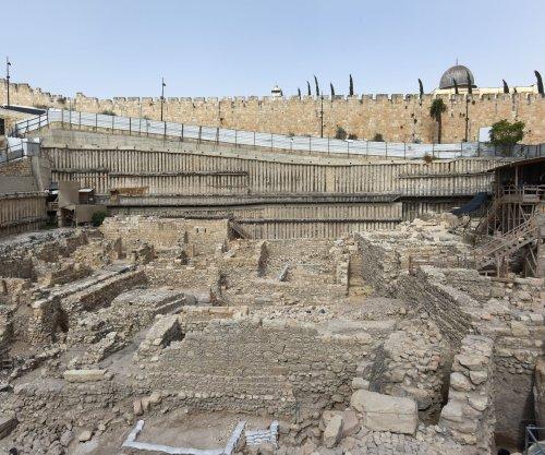 Ancient Greek stronghold uncovered in Jerusalem