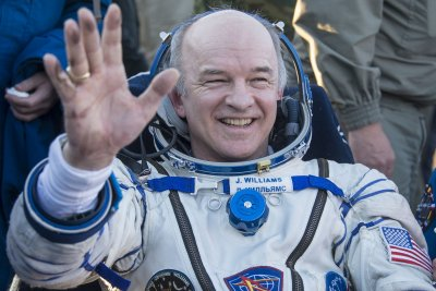 Astronaut returns to earth after logging record-breaking 534 days in space
