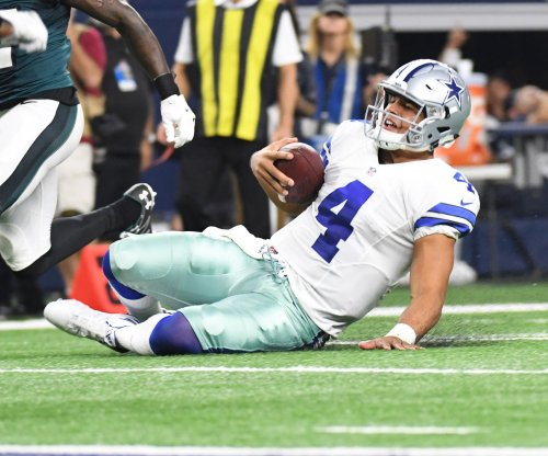 Dallas Cowboys: Tony Romo making progress but Dak Prescott still QB1