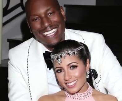 Tyrese Gibson says he got married on Valentine's Day