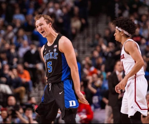 Duke losing top scorer Luke Kennard to 2017 NBA Draft