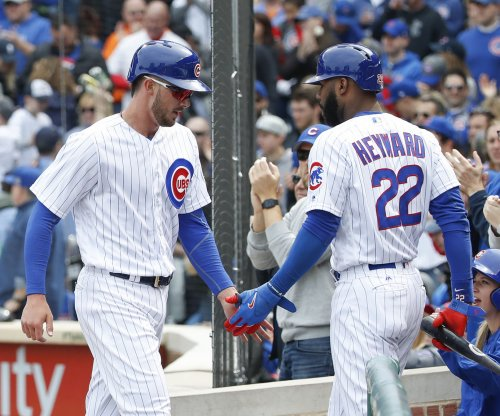 Willson Contreras slam leads HR barrage as Chicago Cubs bury Cincinnati Reds