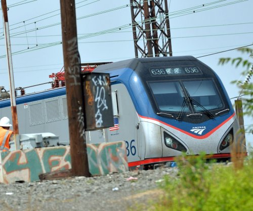 Two killed by Amtrak train in Washington, D.C.