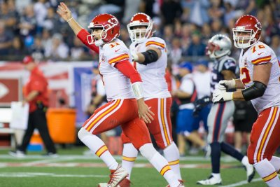 Kansas City Chiefs aim to avoid distractions vs. Philadelphia Eagles