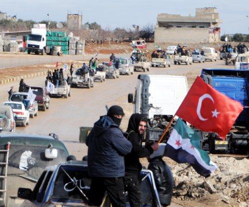 Erdogan: Turkey planning military operation to 'wipe out' Syria terrorists