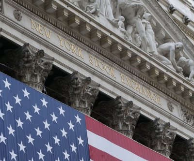 U.S. stocks open with major gains; oil prices fall