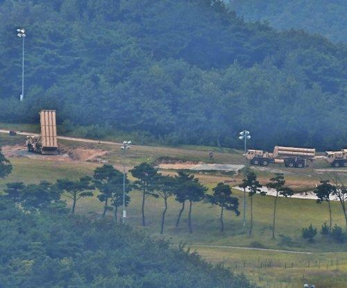 Police deployed at South Korea THAAD base as U.S. seeks upgrades