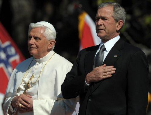 U.S. says 'Happy Birthday' to pope