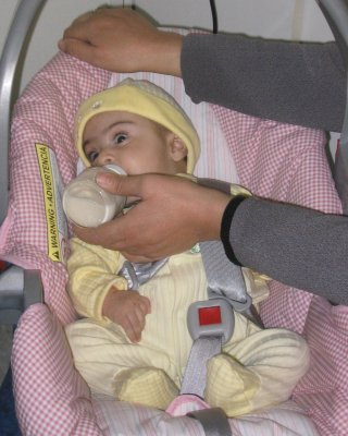 Infant sleep machines may contribute to baby's hearing loss