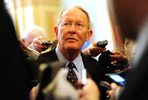 Lamar Alexander leaving Senate leadership post