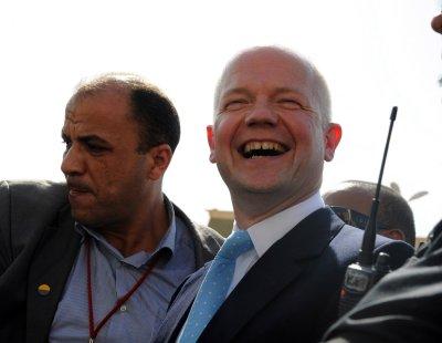 British foreign secretary visits Tripoli