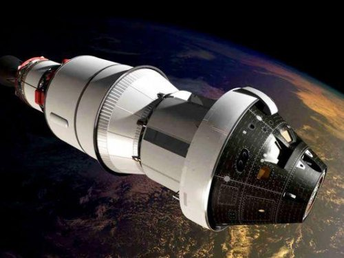 Weather delays Orion's move to launch pad, rescheduled for Tuesday