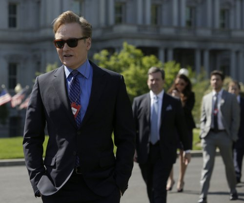 Conan O'Brien is first late night host to film in Cuba