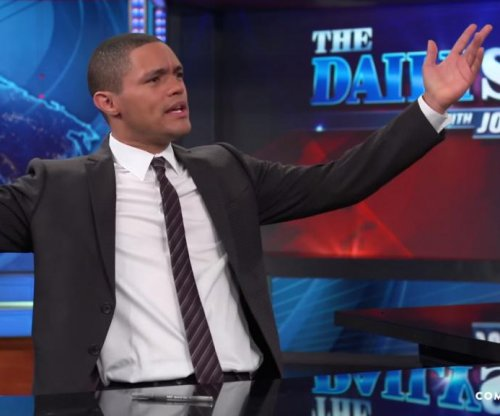 Comedy Central announces Trevor Noah's debut as 'Daily Show' host