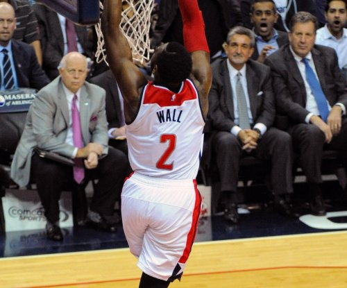 John Wall leads Washington Wizards past Charlotte Hornets