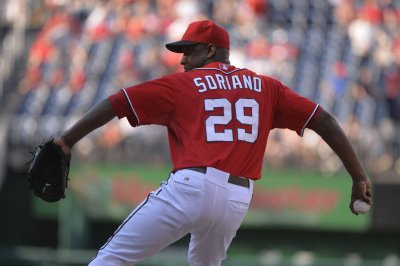 Reliever Rafael Soriano announces retirement