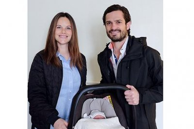 Sweden's Prince Carl, Princess Sofia reveal son's name, first photo