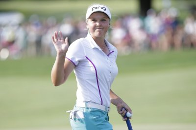 Brooke Henderson on top after first round of Women's PGA