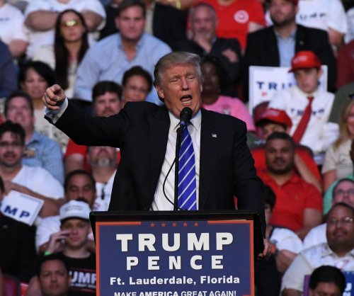 Donald Trump prepares first TV ad buy of general election