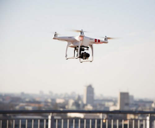 New technology may allow drones to recharge midflight