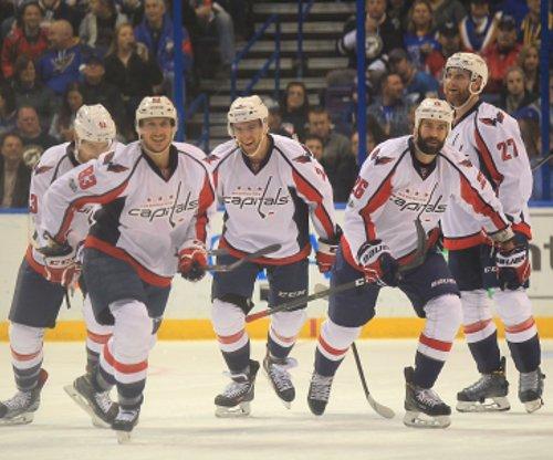 Washington Capitals beat Edmonton Oilers for 13th straight home win