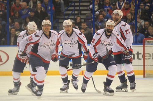 Washington Capitals beat Edmonton Oilers for 13th straight home win