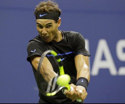 Rafael Nadal, Kei Nishikori, Milos Raonic advance in Miami