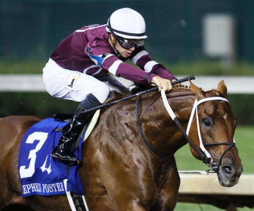 UPI Horse Racing Roundup: Churchill Downs recap, Senga wins the French Oaks