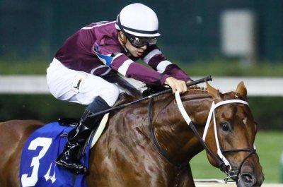 UPI Horse Racing Roundup: Churchill Downs recap, Senga wins the French Oaks