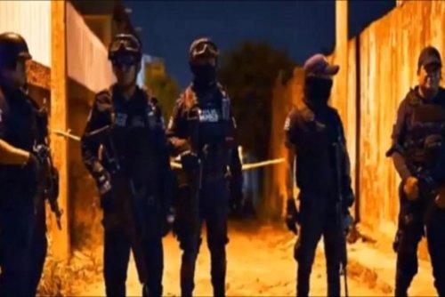 Gunmen kill 13 at private party in Mexico town