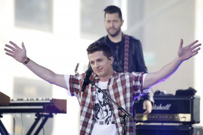 Charlie Puth: New song 'I Warned Myself' coming Wednesday