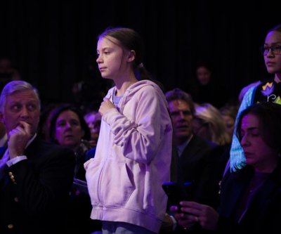 Greta Thunberg at Davos: 'Pretty much nothing' done on climate change