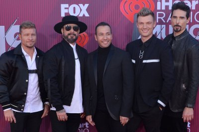 Backstreet Boys say there was no rivalry with 'NSYNC