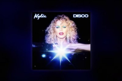 Kylie Minogue releases 'Say Something' from 'Disco' album