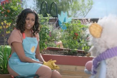 Michelle Obama introduces 'Waffles + Mochi' in trailer for cooking show