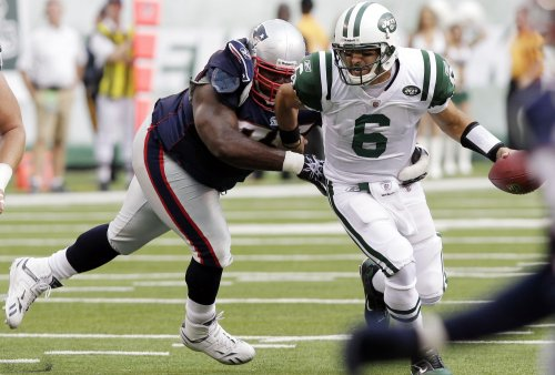 NFL: New York Jets 28, New England 14